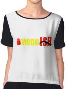 MoorISH Women's Chiffon Top