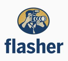 Flasher II by aussietees