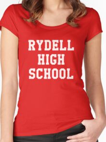 Rydell High School  Women's Fitted Scoop T-Shirt