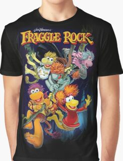 Fraggle Rock  Graphic T-Shirt