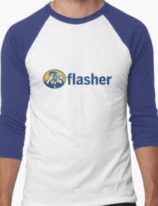 Flasher III Men's Baseball ¾ T-Shirt