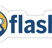 Flasher III Sticker