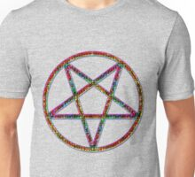 pentagram Unisex T-Shirt