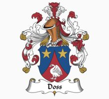Doss Coat of Arms (German) by coatsofarms