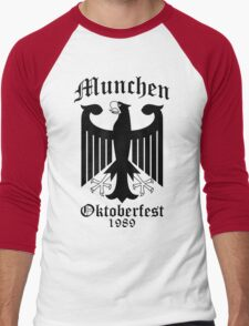 Munchen Oktoberfest Eagle Men's Baseball ¾ T-Shirt