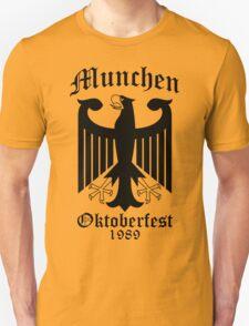 Munchen Oktoberfest Eagle Unisex T-Shirt