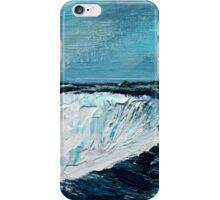 Niagara Falls Acrylic On Canvas Board Contemporary Painting iPhone Case/Skin