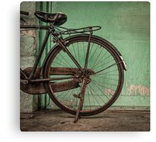 Street Wheels Canvas Print