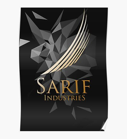 Sarif Industries Poster