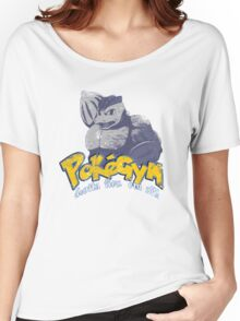 pokegym vintage Women's Relaxed Fit T-Shirt