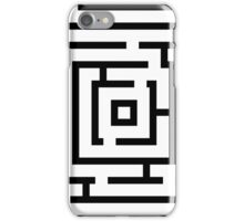 labyrinth ,Kids maze game iPhone Case/Skin