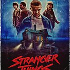 stranger things by stubengi
