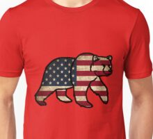 America Bear Unisex T-Shirt