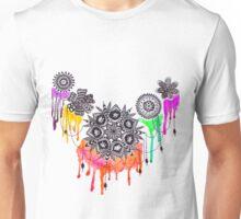 Mandala Burst Unisex T-Shirt