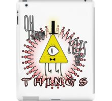 Bill Cypher  iPad Case/Skin