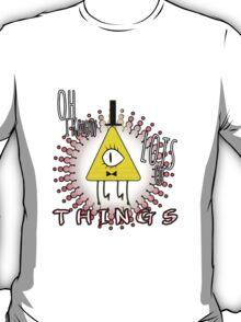 Bill Cypher  T-Shirt