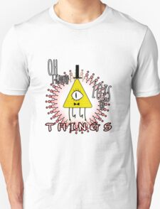 Bill Cypher  Unisex T-Shirt