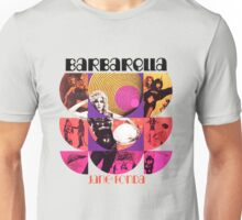 Barbarella - cult movie 1969 Unisex T-Shirt