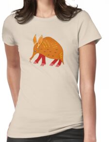 0745 Anteater #1 Womens Fitted T-Shirt