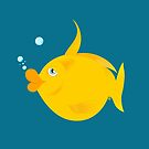 Fish by Vectorland