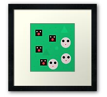 Audience  Framed Print