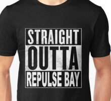 Straight Outta Repulse Bay, Hong Kong Unisex T-Shirt