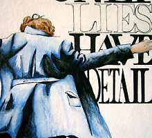 Only Lies Have Detail by Amy Elizabeth Lewis