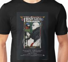 Nosferatu Movie Poster Unisex T-Shirt