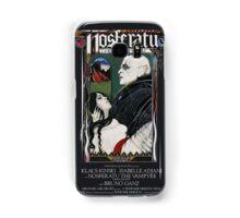 Nosferatu Movie Poster Samsung Galaxy Case/Skin