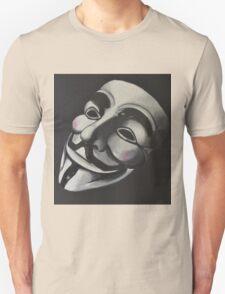 V is for Vendetta Unisex T-Shirt