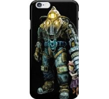 The Protector iPhone Case/Skin