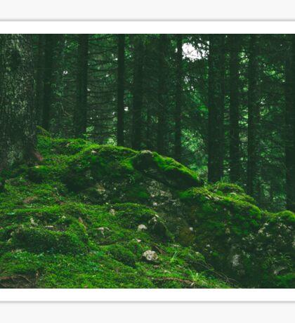 Mound of Moss Sticker