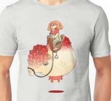 Benny, the floating cow-monster Unisex T-Shirt