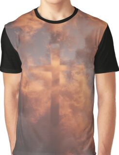Transparency of the Cross Graphic T-Shirt