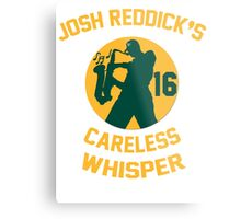 Josh Reddick's Careless Whisper - Oakland A's Metal Print