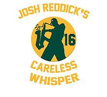 Josh Reddick's Careless Whisper - Oakland A's Photographic Print