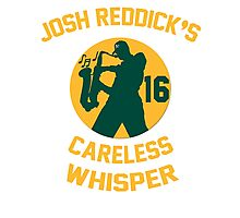 Josh Reddick's Careless Whisper - Oakland A's Photographic Print