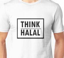 Think Halal  Unisex T-Shirt