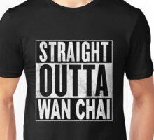 Straight Outta Wan Chai, Hong Kong Unisex T-Shirt