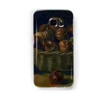 1885-Vincent van Gogh-Basket of apples Samsung Galaxy Case/Skin