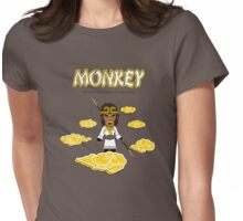 Monkey Magic - Variant Womens Fitted T-Shirt