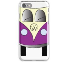 Purple Kombi iPhone Case/Skin
