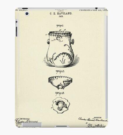 Jar-1891 iPad Case/Skin