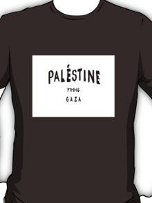 "Inspired Palestine ""Celine"" Shirt T-Shirt"