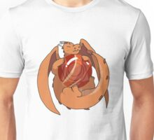 Red Jasper Dragon Unisex T-Shirt