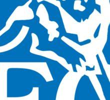CHELSEA FOOTBALL CLUB Sticker