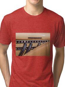 Gold Super-Charged Tri-blend T-Shirt