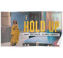 Holdup Beyonce Poster