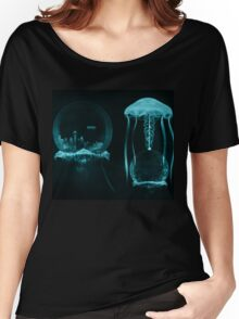 underwater city  Women's Relaxed Fit T-Shirt
