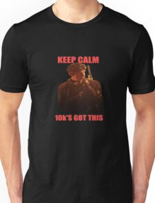 keep calm 10k Unisex T-Shirt